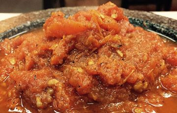 Salsa Molcajete recipe