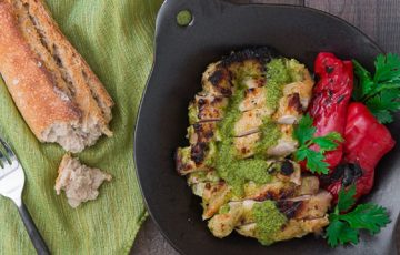 Mojo Verde Chicken recipe