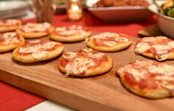 Little Pizza Turnovers recipe