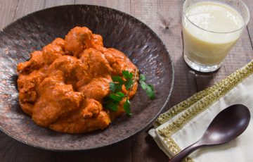 Vegan Butter Chicken recipe