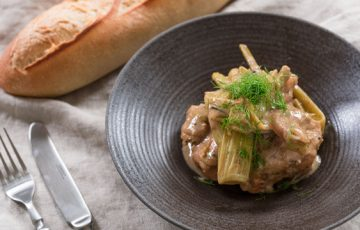 Fennel Chicken Recipe