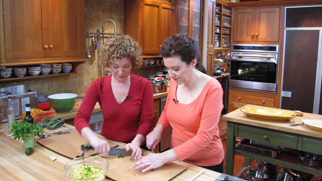 Joanne Weir's Cooking Class | Courtesy of A La Carte Communications