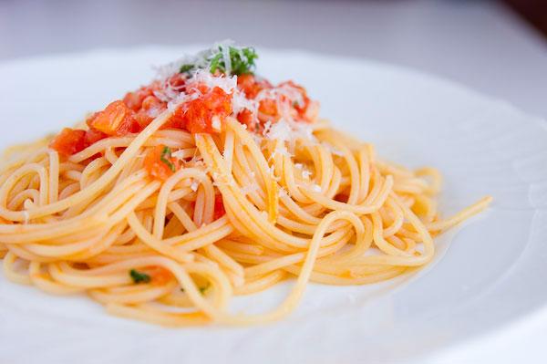Try Marc's recipe for Pasta al Pomodoro