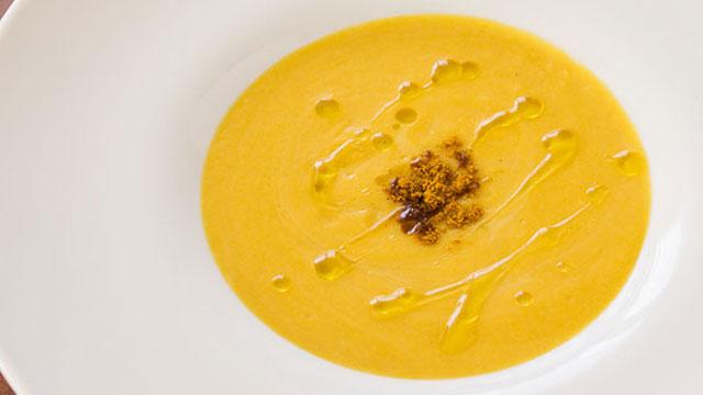 Sweet Potato Leek Soup recipe