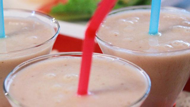Vegan Banana Milkshake recipe