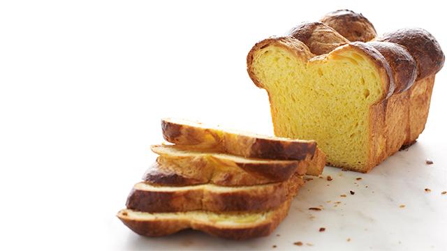 Brioche Loaves recipe