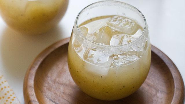 Grilled Pineapple Margarita recipe