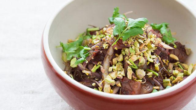 Hamachi Poke Recipe