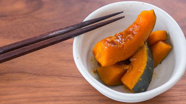 Sweet and Savory Kabocha Pumpkin recipe