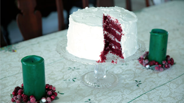Red Velvet Cake recipe