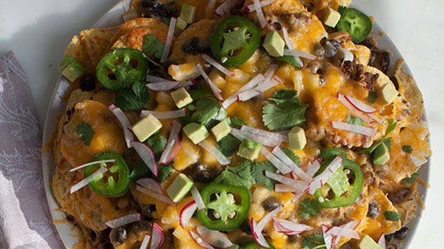 Mexican Nachos recipe