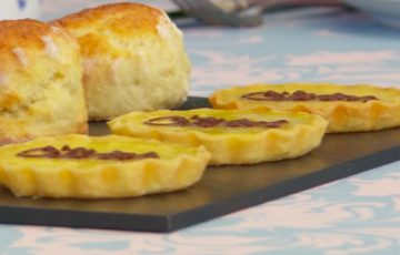 Lemon Tartlets recipe