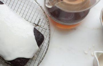 Chocolate Stout Cake recipe