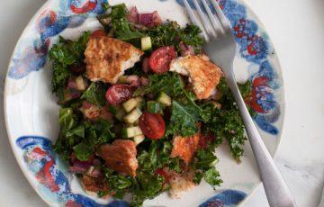 Fattousch Salad recipe
