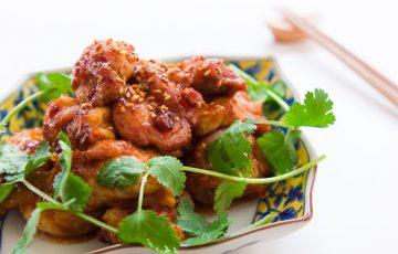 Sriracha Chicken recipe