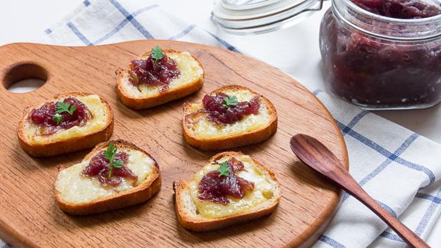 Red Onion Jam recipe