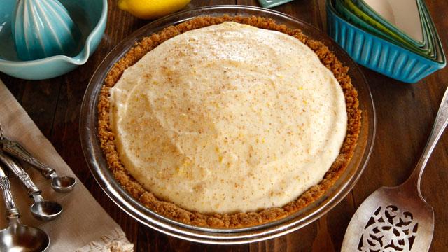 Walt DIsney's Lemon Pie