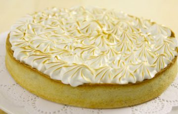 Pie de Limon recipe
