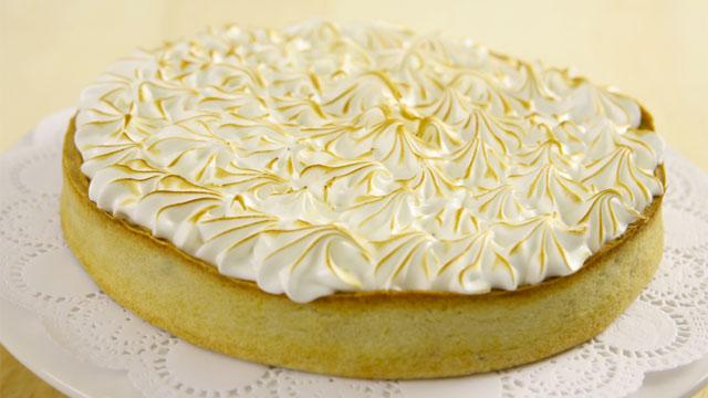 Pie de Limon recipe