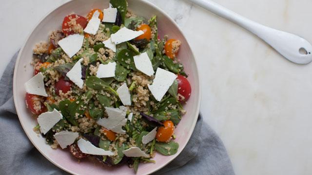 Cherry Tomato Bulgar Salad recipe