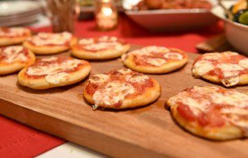 Little Pizza Turnovers recipe