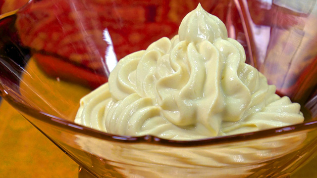 Whipped Topping recipe