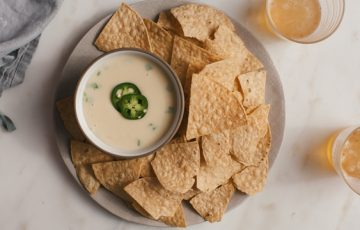 Spicy Beer Cheese Dip recipe