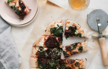 Winter Leaf Pizza Recipe
