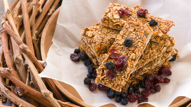 Peanut Butter Date Bar recipe