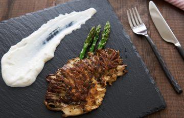maitake steak