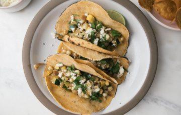 Calbacita Tacos horizontal